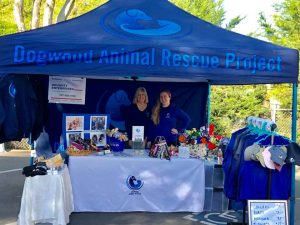 Dogwood Animal Rescue Project Volunteers Participate at Community Event in Sebastopol, Apple Blossom Festival